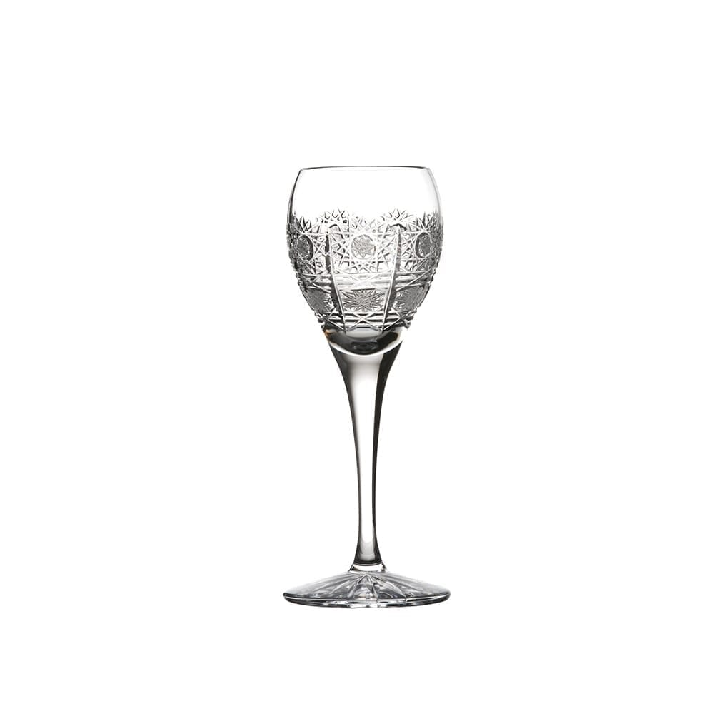 Crystal wine glass Fiona